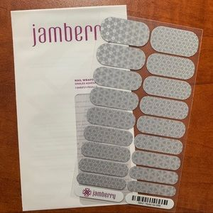 Jamberry Makeup - B3G1 Jamberry SB Sept 2016 Mystic Ice. Full sheet